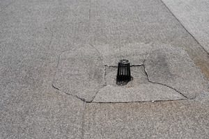 commercial rubber roofs